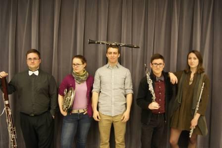 DEGAF Quintet