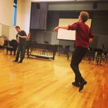Improvisation with Ian Berg