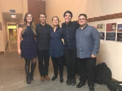 Ligeti Quintet at CPI