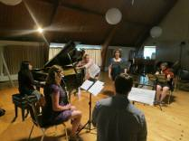 TCML rehearsal